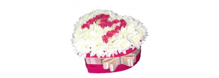 Цветы в Рязани недорого от компании Цветы Декор. Доставка по Рязани и области!