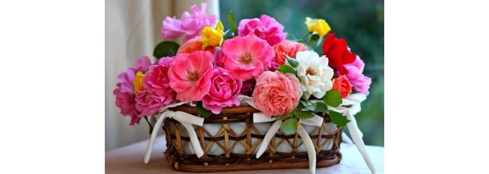 Купить цветы в Рязани с бесплатной доставкой на дом!