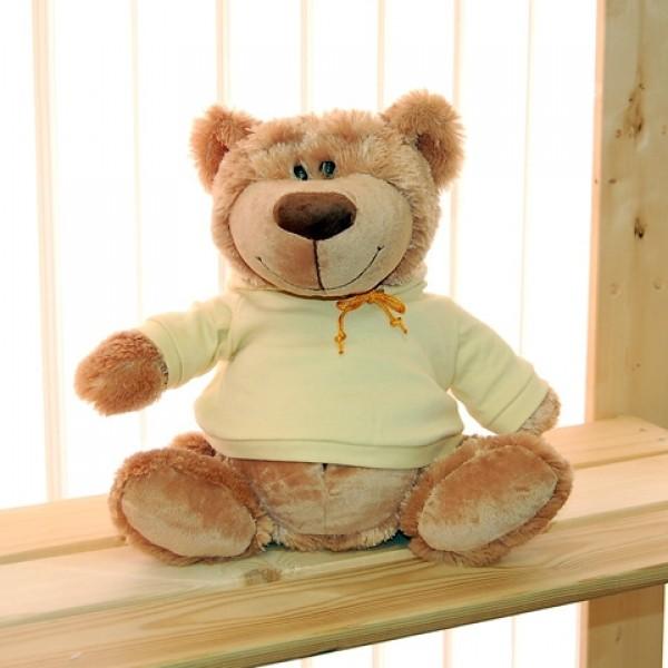 Медведь в кофте