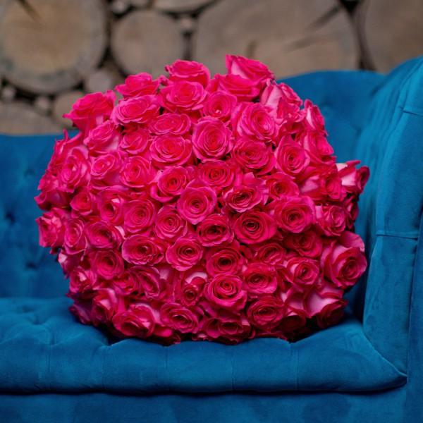 101 роза Pink Floyd