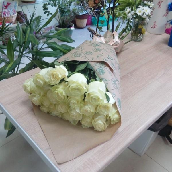 Прованс белые розы