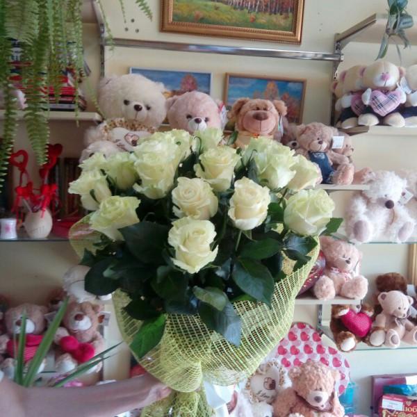 Балет 21 роза