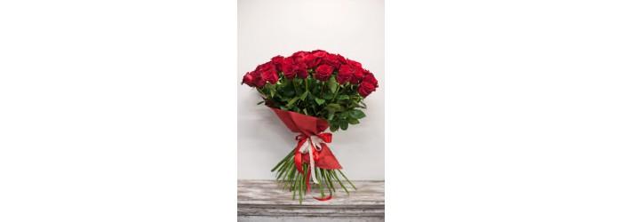 Розы Рязань. Купить круглосуточно букеты из роз с доставкой по Рязани!